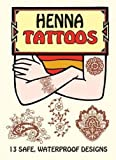 Dover Publications-Henna Tattoos