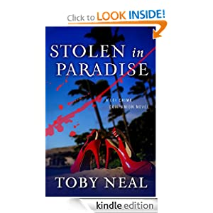 Stolen in Paradise (A Lei Crime Companion Novel) To