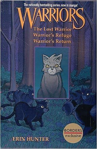 Warriors Box Set: The Lost Warrior, Warriors Refuge, Warriors Return: Amazon.es: Erin Hunter: Libros