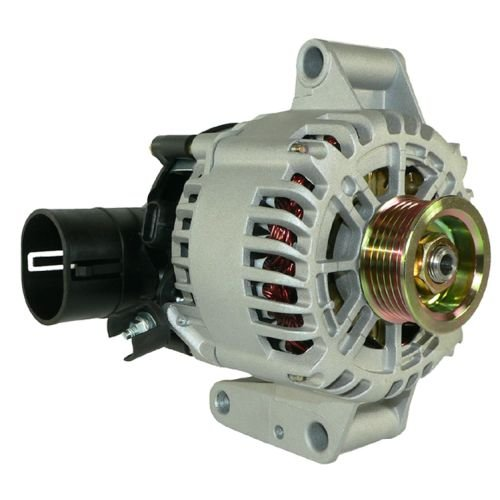 DB Electrical AFD0151 New Alternator for 2.3L 2.3 L4 Ford Focus 03 04 2003 2004 with Automatic Transmission 1S7T-10300-BC 1S7T-10300-BD 1S7Z-10346-BC 1S7Z-10346-BCRM 400-14087 20-150-01005 1-2608-01FD