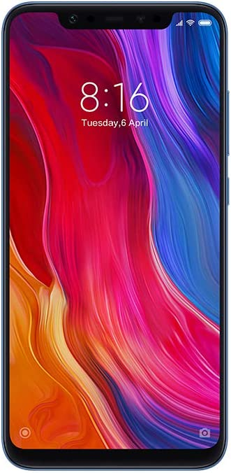 Xiaomi Mi 8 EU - Smartphone de 6.21