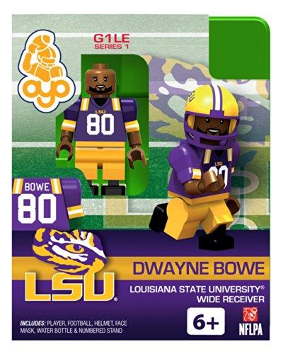 Dwayne Bowe OYO Generation 1 G1 LSU Tigers NCAA LE Mini Figure