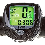 Cozyswan Wireless Bike Computer Bicycle Speedometer
