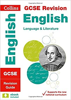 Book GCSE English Language and English Literature Revision Guide (Collins GCSE 9-1 Revision)