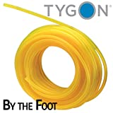 RBI Tygon Fuel line (Clear Yellow) .117'' ID X .211'' OD - by The Foot