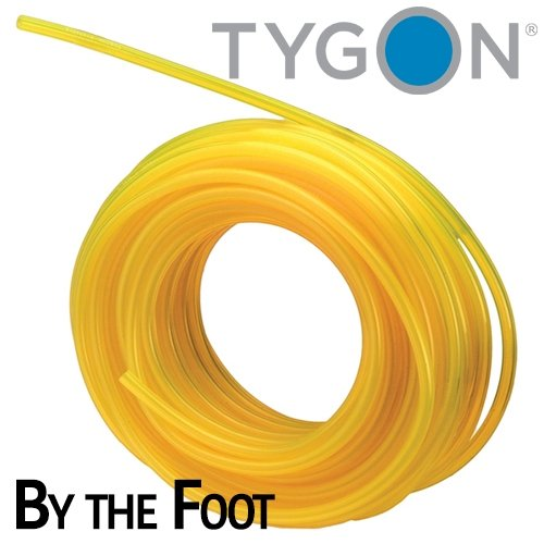RBI Tygon Fuel line (Clear Yellow) .117'' ID X .211'' OD - by The Foot by RBI (Image #2)