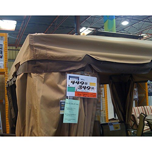 sc 1 st  Amazon.ca & Angelina Gazebo Replacement Canopy: Amazon.ca: Patio Lawn u0026 Garden