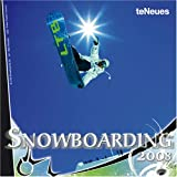 Snowboarding 2008 Calendar
