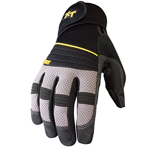 - Youngstown Glove 03-3200-78-M Anti-Vibe XT Performance Glove Medium
