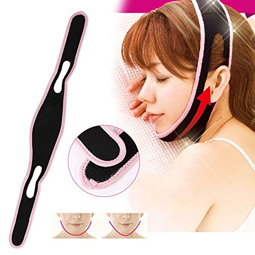 Used, Face Slimming Mask Double Chin Thin Belt Lift Up Band for sale  Delivered anywhere in USA