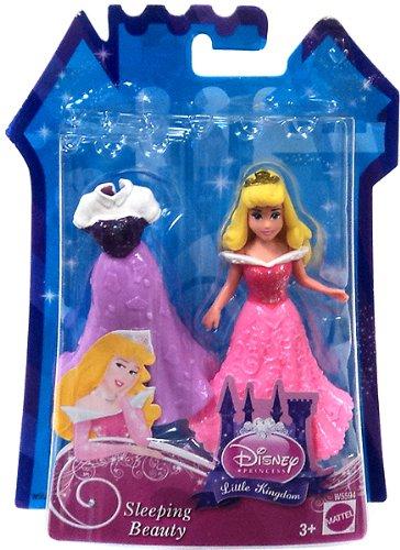 Disney Princess Little Kingdom Sleeping Beauty Doll with Dress