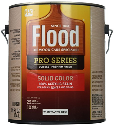Flood/PPG Architectural FIN FLD820-01 Pro Past Base Stain, 1 Gallon ()
