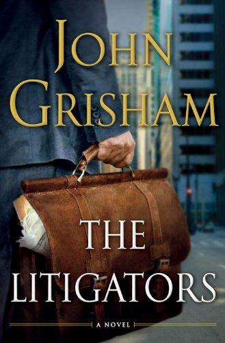 The Litigators Front Cover
