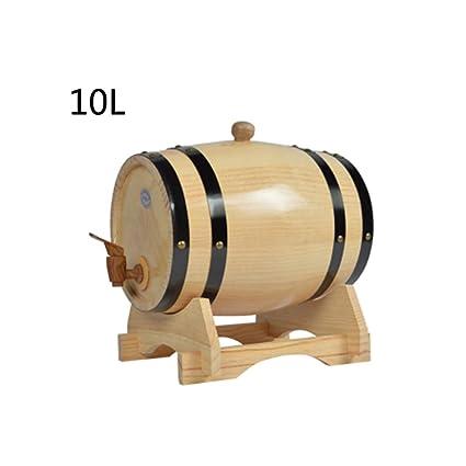 Wooden Oak Barrels Barrels Barrels Vats Large Capacity 5l10l Wine