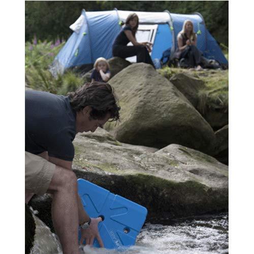 Emergency Preparedness Camping Lifesaver 10,000 Liter Water Purification Start-Up Pack