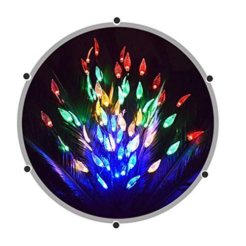 UMFunPine Cone Tree Branch Warm Light Fairy String Lamp Xmas Decor -