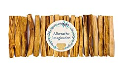 Premium Palo Santo Holy Wood Incense Sticks, for Purifying, Cleansing, Healing, Meditating, Stress Relief. 100% Natural and Sustainable, Wild Harvested.