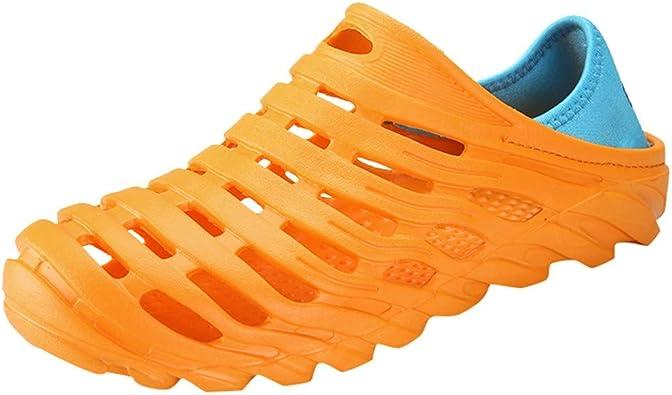 Zapatillas de playa deportivas para hombre, sandalias elásticas ...