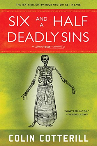 Six and a Half Deadly Sins (Dr. Siri Mysteries Book 10) cover