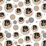 GRAPHICS & MORE Rottweiler Rottie Dog Breed Premium Gift Wrap Wrapping Paper Roll 6