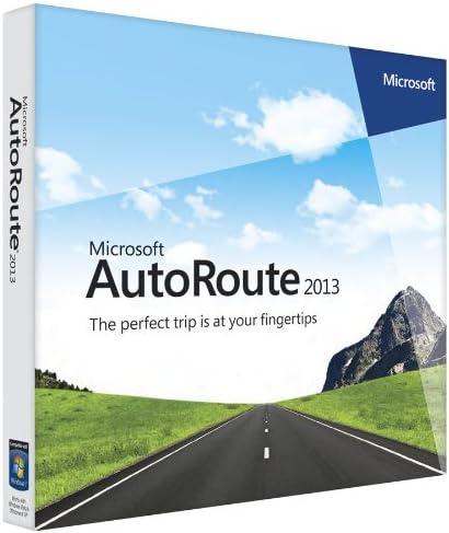 Oem Microsoft Autoroute 2011 Europe