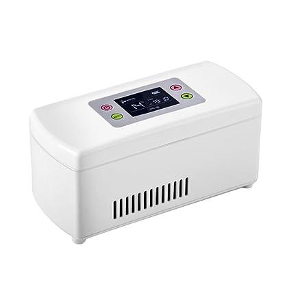Refrigerador De Insulina Portátil Y Reefer De Drogas Termostato Inteligente Carga De Refrigeración Espacio Temperatura De