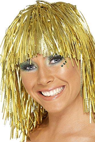 (Cyber   tinsel Wig Metallic)