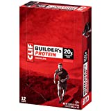 CLIF BUILDER'S - Protein Bar - Chocolate - (2.4 Ounce Bar, 12 Count)