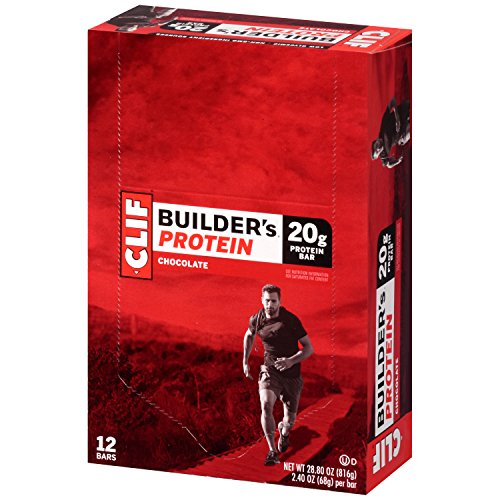 clif builders bar - 4