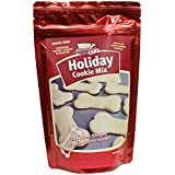 Holiday Cookie Mix and Bone Shaped Cookie Cutter for Dogs 10 oz