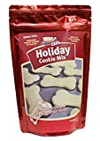 Holiday Cookie Mix and Bone Shaped Cookie Cutter