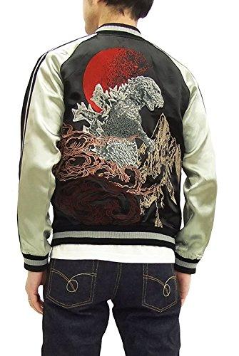 SCRIPT Godzilla Japanese Souvenir Jacket GZSJ-001 Men