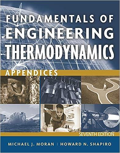Fundamentals Of Engineering Thermodynamics Moran Pdf