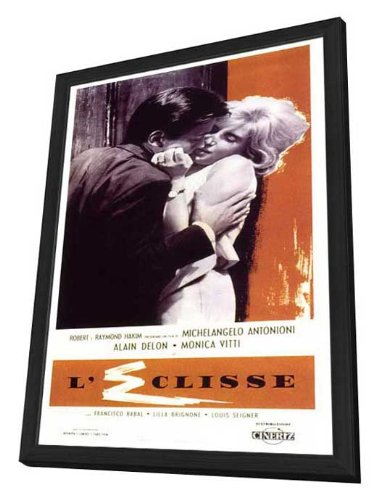 The Eclipse Framed Movie Poster