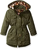 Urban Republic Baby Girls Ur Cotton Twill Jacket, Dusty Olive 5808tdl