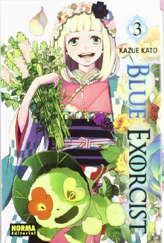 Descargar Libro Blue Exorcist 03 Kazue Kato