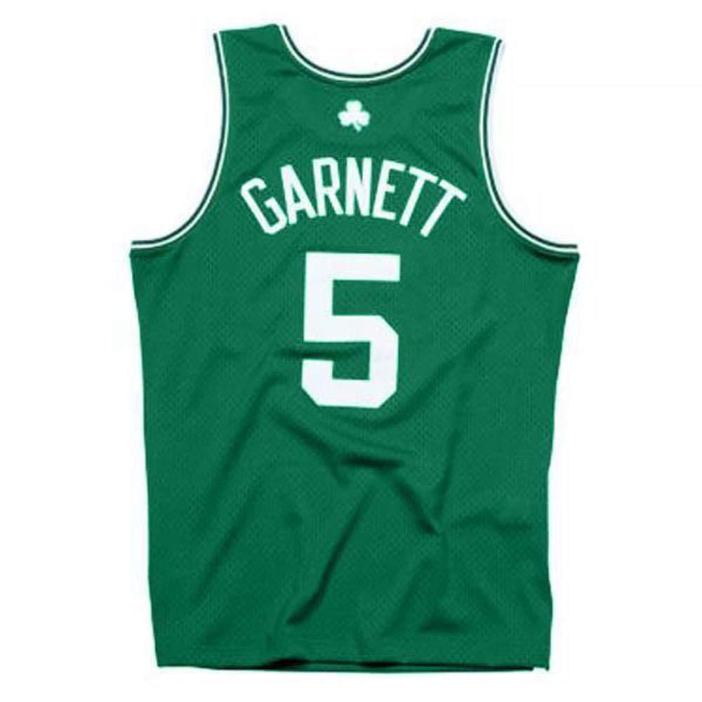 huge discount 93124 5f93a Amazon.com: Mitchell & Ness Kevin Garnett 2007-08 Boston ...