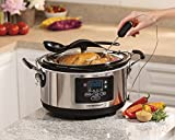 Hamilton-Beach-Set-n-Forget-Programmable-Slow-Cooker-With-Temperature-Probe-6-Quart-33967A