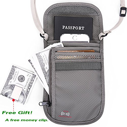 Passport Wallet - Passport Holder -