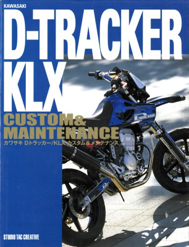 Download Kawasaki D-tracker Klx Custom & Maintenance pdf