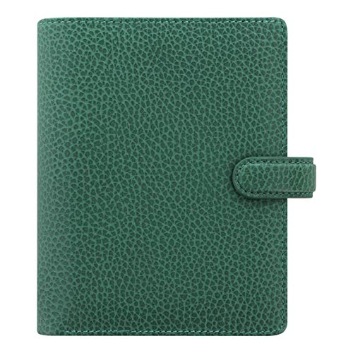 Filofax 2019 Pocket Organizer, Finsburry Forest Green, 4.75 x 3.25 inches (C025448-19) ()