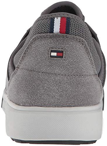 Tilton Hilfiger Shoe Tommy Grey Men Uc7n1gqwUE