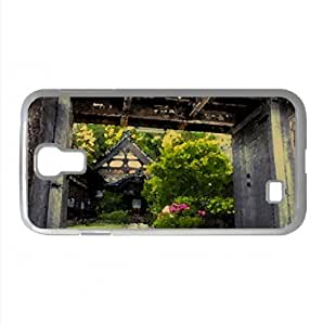 Gateway To Another World Watercolor style Cover Samsung Galaxy S4 I9500 Case (Japan Watercolor style Cover Samsung Galaxy S4 I9500 Case)