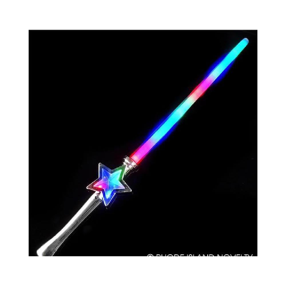 Light-Up Star Sword by Bargain World
