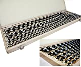 Wood Auger Drill Bit Set 8 Wood Drills Complete Set Extra Long 8 PCS 24'' Durable Construction Heavy Duty Tool - Skroutz