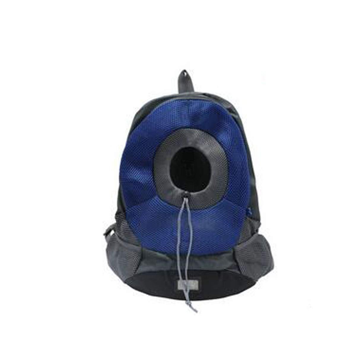 c6ea2f3c8590 bluee Guyuexuan Outdoor Travel Dog Cat Backpack, Puppy Pet Front ...