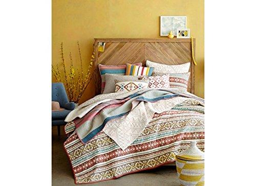 (MARTHA STEWART - Canyonlands Cream One Standard Pillowsham )