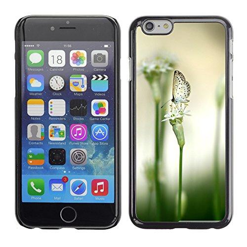 "Premio Sottile Slim Cassa Custodia Case Cover Shell // V00003044 papillon // Apple iPhone 6 6S 6G 4.7"""