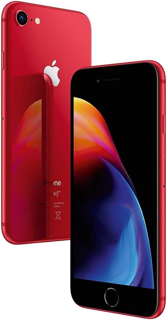 Apple iPhone 8 64GB - Rojo - Desbloqueado (Reacondicionado)