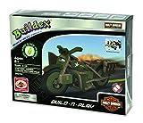 Buildex Harley Vintage Armed Forces Toy